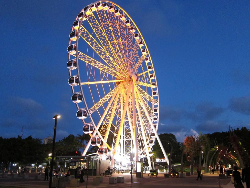 The Wheel of Brisbane!