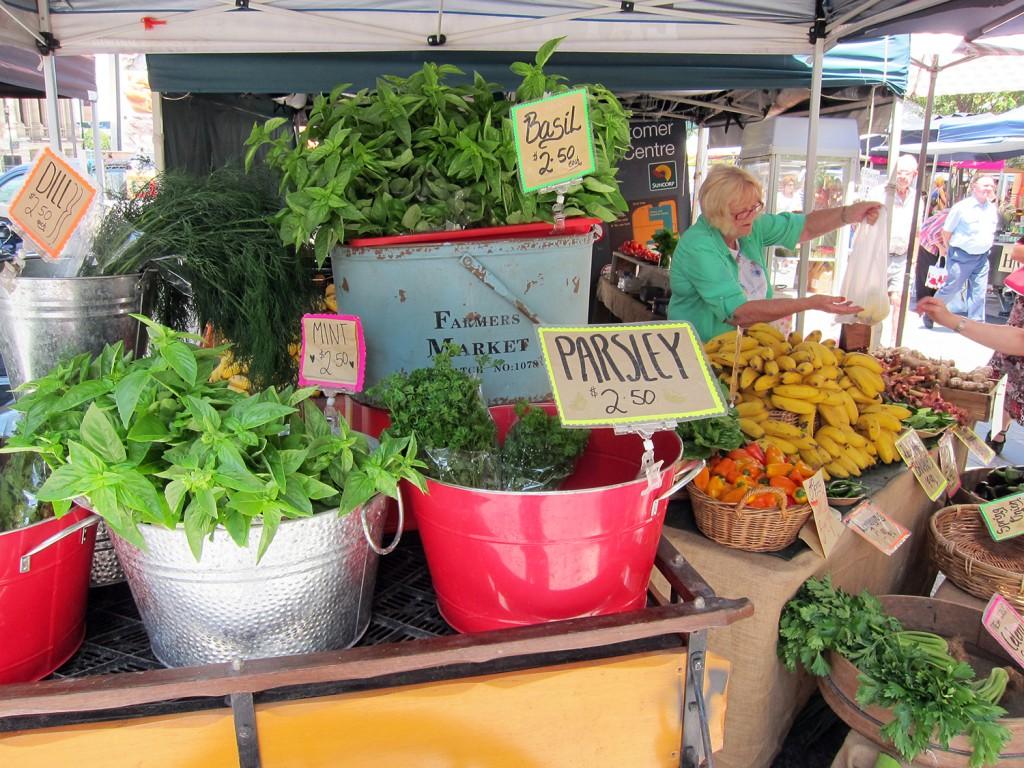 Cairns market