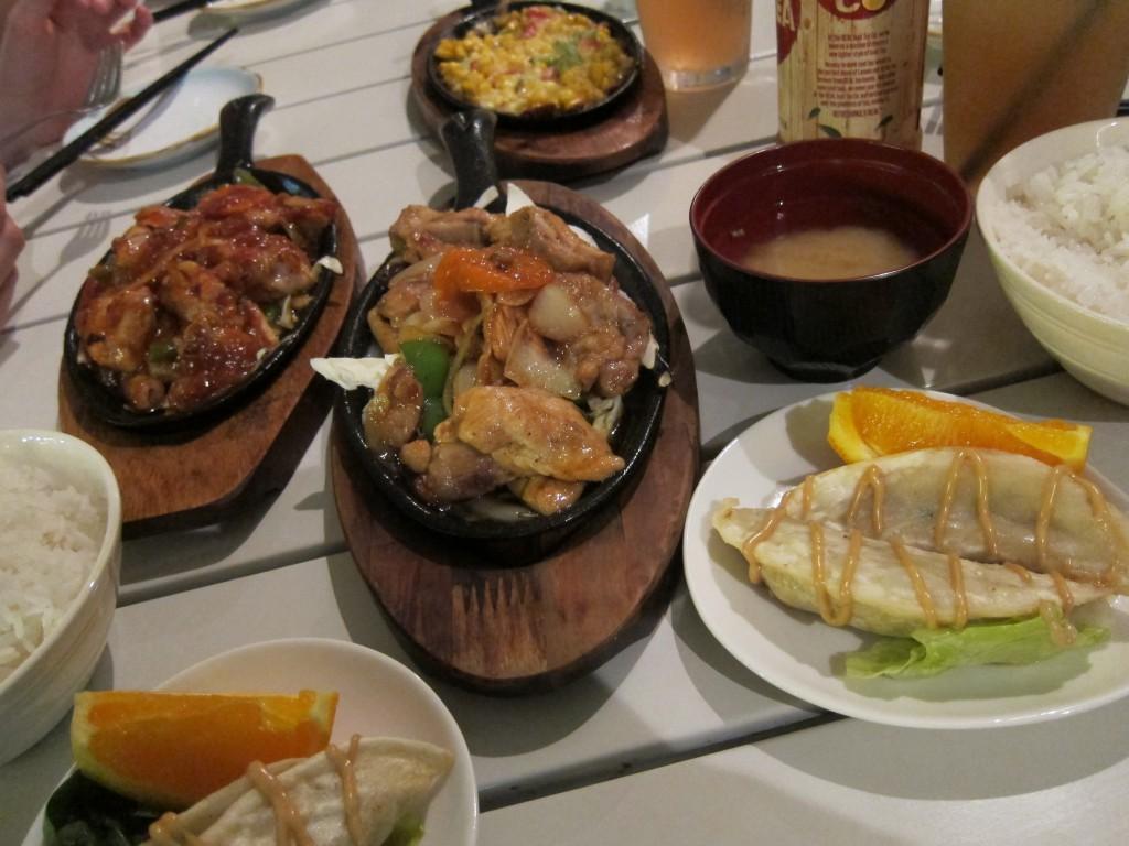 Restaurang i Carins