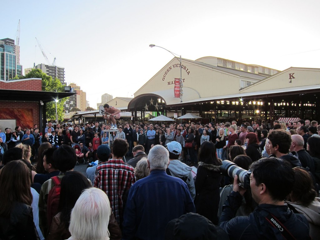 Nightmarket Melbourne