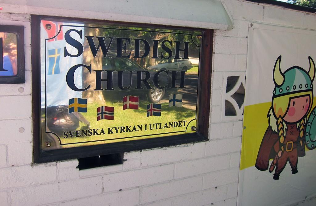 Julmarknad Svenska kyrkan Melbourne