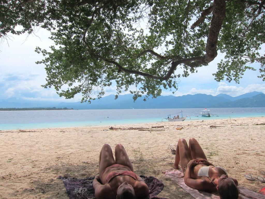 Giliöarna Bali