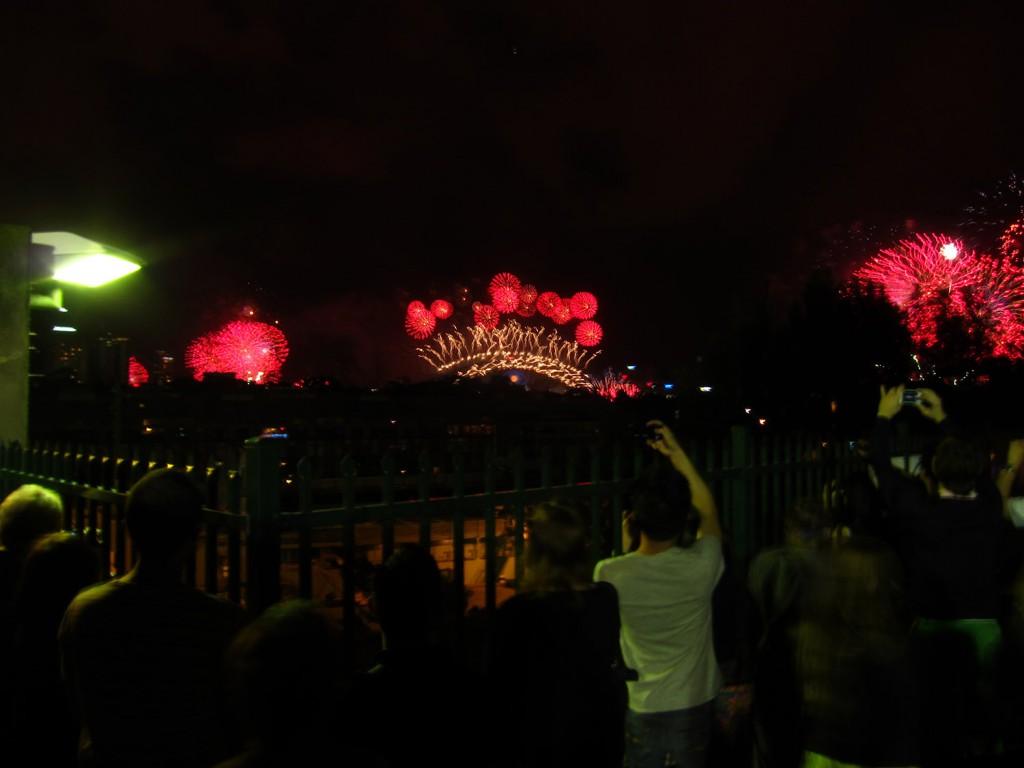 Nyår Sydney 2